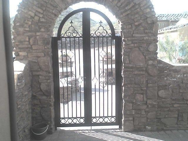 Security Gates Galleries Steel Shield Security Doors