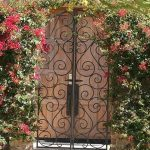 Arched Gate | Vertical Gate | Steel Security Doors & More | Arizona Security Doors & Gates