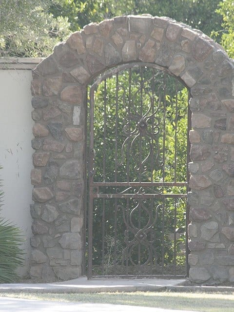 Arched Gates Gates Steel Shield Security Doors Amp More