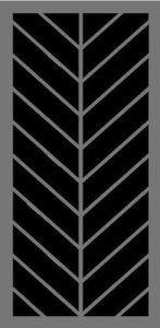 Arrowhead | Premier Series | Steel Shield Security Doors & More | Arizona Security Doors