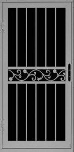 Bell Flower Security Door | Classic Series | Steel Shield Security Doors & More | Arizona Security Doors