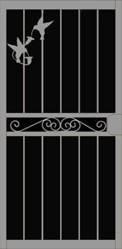 Capistrano Security Door | Classic Series | Steel Shield Security Doors & More | Arizona Security Doors
