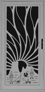 Coronado Security Door | Laser Series | Steel Shield Security Doors & More | Arizona Security Doors