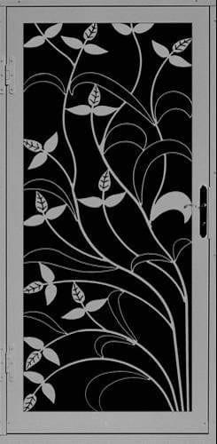 Custom Ivy Security Door | Estate Series | Steel Shield Security Doors & More | Arizona Security Doors
