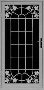 Custom Tuscany Security Door | Estate Series | Steel Shield Security Doors & More | Arizona Security Doors