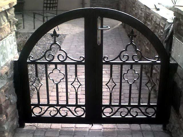 Double Gate | Driveway Gate | Horizontal Gate | Steel Security Doors \u0026 More | Arizona & Driveway Gates (Double) | Gates | Steel Shield Security Doors \u0026 More
