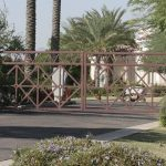 Double Gate | Driveway Gate | Horizontal Gate | Steel Security Doors & More | Arizona Security Doors & Gates