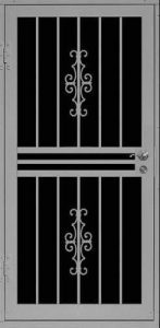 Eldorado II Security Door | Classic Series | Steel Shield Security Doors & More | Arizona Security Doors