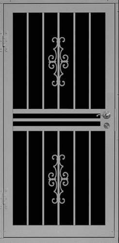 Eldorado II Security Door | Classic Series | Steel Shield Security Doors & More | Arizona Security Doors