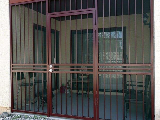 Entry Enclosures Steel Shield Security Doors More