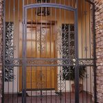 Entry Enclosures | Steel Security Doors & More | Arizona Security Doors & Gates