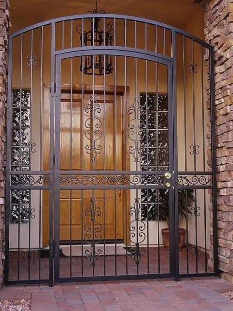 Entry Enclosures Steel Shield Security Doors Amp More