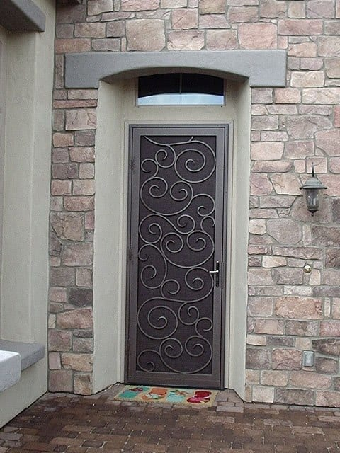 Security Doors | Galleries | Steel Shield Security Doors & More