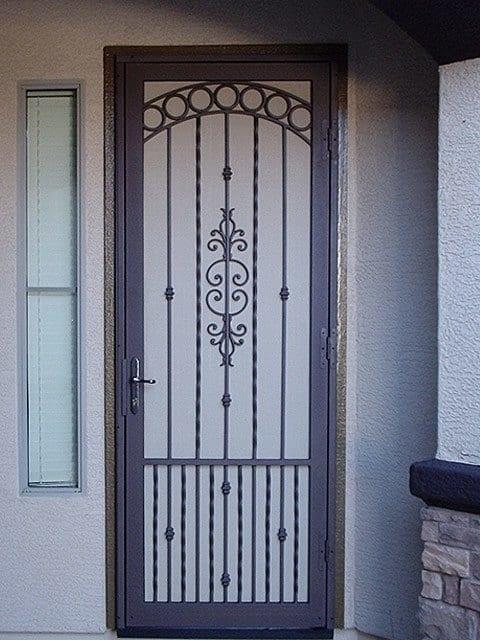 Security Doors Galleries Steel Shield Security Doors