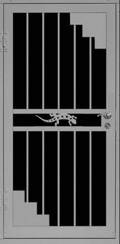 Gecko Corners Security Door | Premier Series | Steel Shield Security Doors & More | Arizona Security Doors