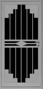 Hopi | Premier Series | Steel Shield Security Doors & More | Arizona Security Doors