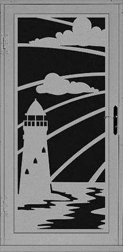 Lighthouse Laser Security Doors Steel Shield Security