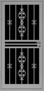 Madrid Security Door | Classic Series | Steel Shield Security Doors & More | Arizona Security Doors