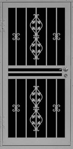 Madrid Security Door | Classic Series | Steel Shield Security Doors & More | Arizona Security Doors
