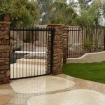Pool Gate | Horizontal Gate | Steel Security Doors & More | Arizona Security Doors & Gates