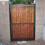 Pool Gate | Vertical Gate | Steel Security Doors & More | Arizona Security Doors & Gates