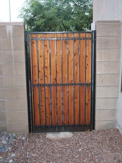 Pool Gate | Vertical Gate | Steel Security Doors u0026 More | Arizona Security Doors u0026 & Security Gates | Galleries | Steel Shield Security Doors u0026 More