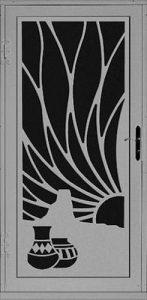 Pots Security Door   Laser Series   Steel Shield Security Doors & More   Arizona Security Doors