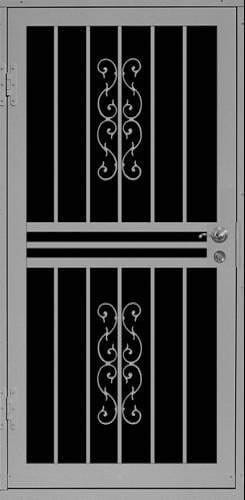 Pueblo Security Door | Classic Series | Steel Shield Security Doors & More | Arizona Security Doors