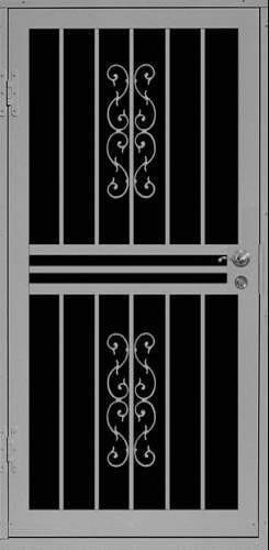 Pueblo Security Door | Classic Series | Steel Shield Security Doors & More | Arizona Security Doors
