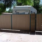 RV Gate | Horizontal Gate | Steel Security Doors & More | Arizona Security Doors & Gates