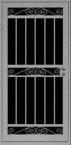 Santa Fe | Premier Series | Steel Shield Security Doors & More | Arizona Security Doors