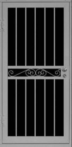 Scroll Security Door | Classic Series | Steel Shield Security Doors & More | Arizona Security Doors