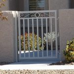 Single Gate | Horizontal Gate | Steel Security Doors & More | Arizona Security Doors & Gates