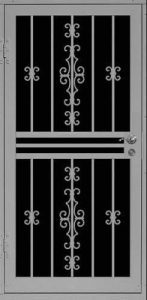 Sonoma Security Door | Classic Series | Steel Shield Security Doors & More | Arizona Security Doors