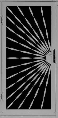 Sun Ray Security Door | Estate Series | Steel Shield Security Doors & More | Arizona Security Doors