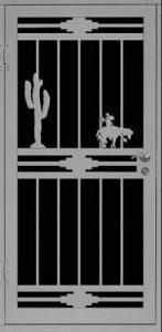 Trails End | Premier Series | Steel Shield Security Doors & More | Arizona Security Doors
