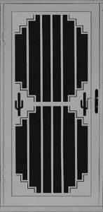 Ute Security Door | Laser Series | Steel Shield Security Doors & More | Arizona Security Doors