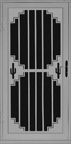 Ute Security Door | Laser Series | Steel Shield Security Doors & More | Arizona Security Doors