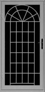 Williamsburg Security Door | Estate Series | Steel Shield Security Doors & More | Arizona Security Doors