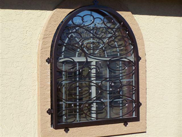 Window Guards Galleries Steel Shield Security Doors Amp More