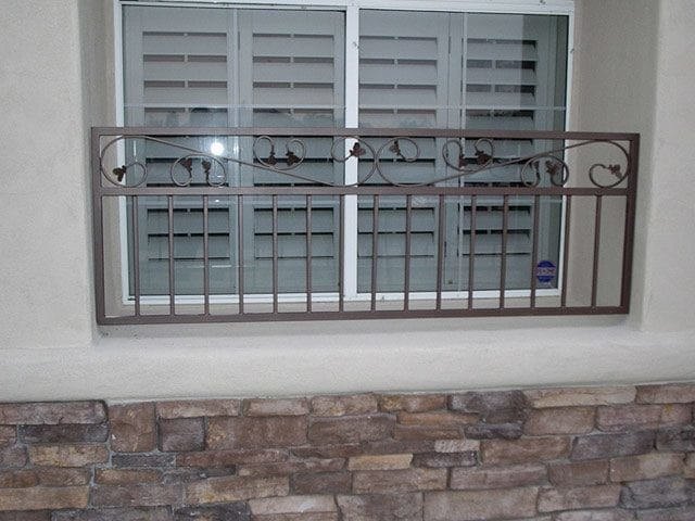 Window guards steel shield security doors more for Window guards