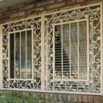 Window Guards | Framed Window Guards | Steel Security Doors & More | Arizona Security Doors & Gates