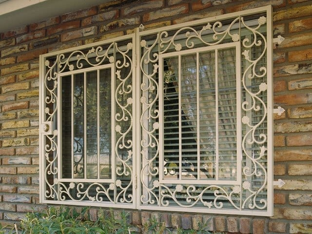 Window Guards Steel Shield Security Doors Amp More
