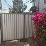 Wood Gate | Horizontal Gate | Steel Security Doors & More | Arizona Security Doors & Gates