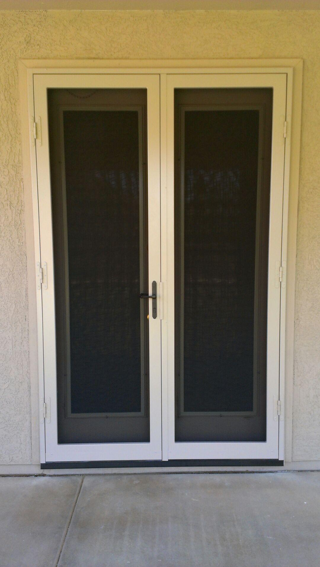 Aluminum Security Screen Door home | steel shield security doors & more