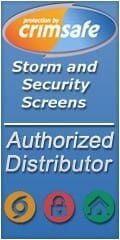 Crimsafe Storm & Security Screens | Authorized Distributor | Steel Shield Security Doors & Windows
