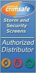 Crimsafe Storm & Security Screens | Authorized Distributor | Steel Shield Security Doors & Windows