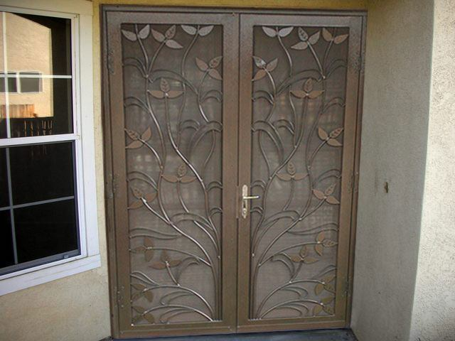 Double-Forged & Home | Steel Shield Security Doors \u0026 More