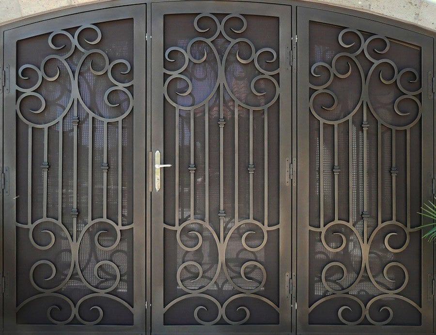 Home | Steel Shield Security Doors & More