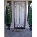 Hand Forged Series | Security Doors | Steel Shield Security Doors & More